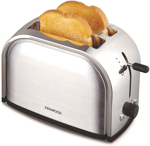 Toaster Plugged In ~ How does a toaster work kitchen appliances